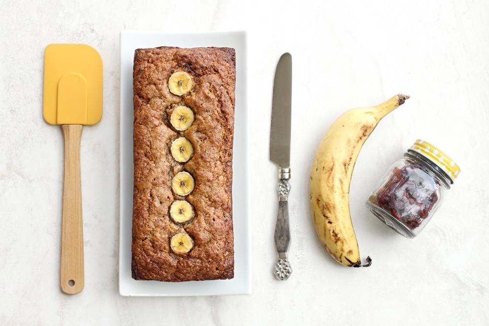 עוגת בננות בריאה וכה טעימה | אז מה את עושה כל היום?