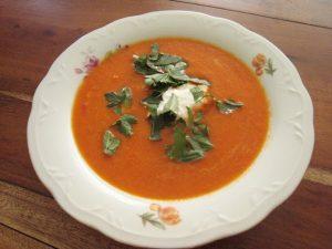 מרק פלפלים קר – אוטולנגי