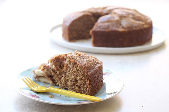 עוגת ג'ינג'ר