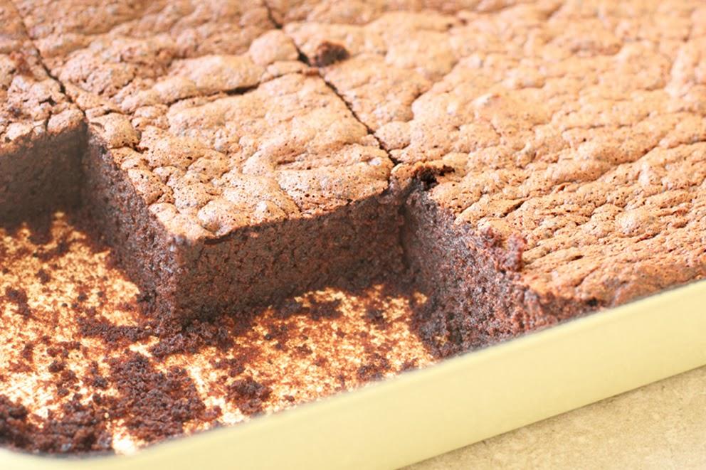 עוגת פרג שוקולד