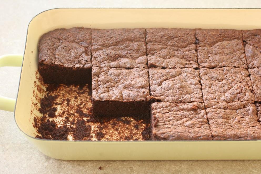 עוגת שוקולד פרג