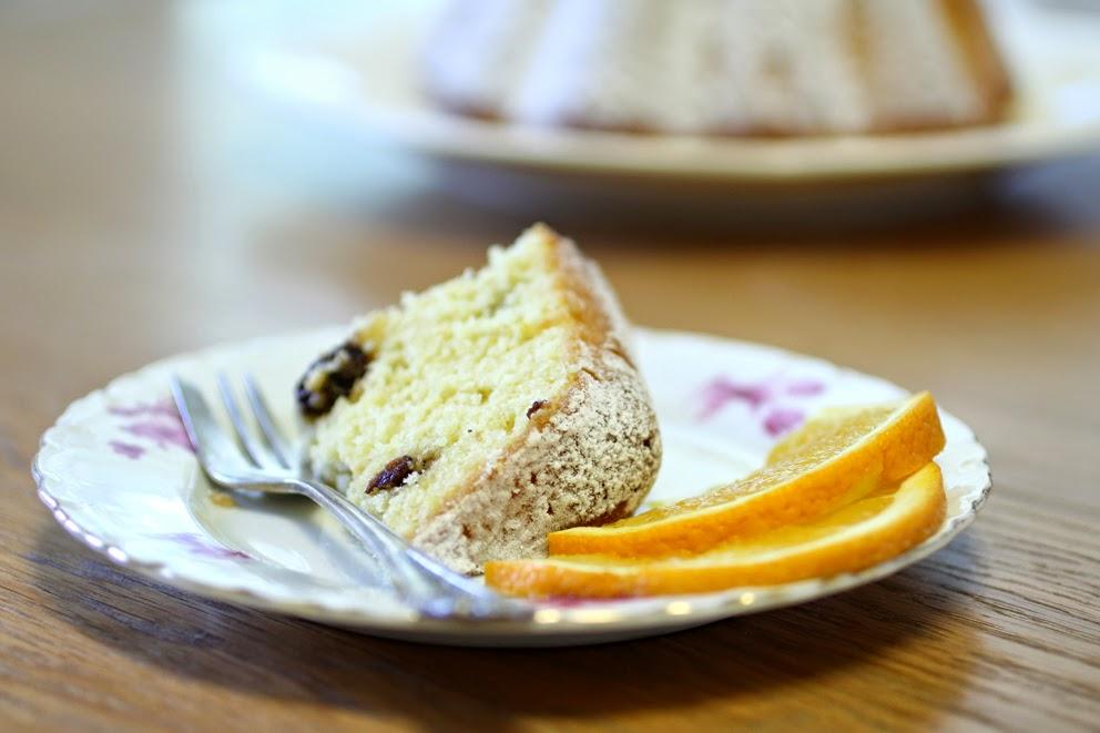 עוגת תפוזים מעולה