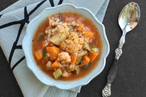 מרק מינסטרונה – פוסט משותף עם הבלוג שירה אכילה