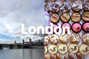 25 המלצות אוכל מדהימות ללונדון