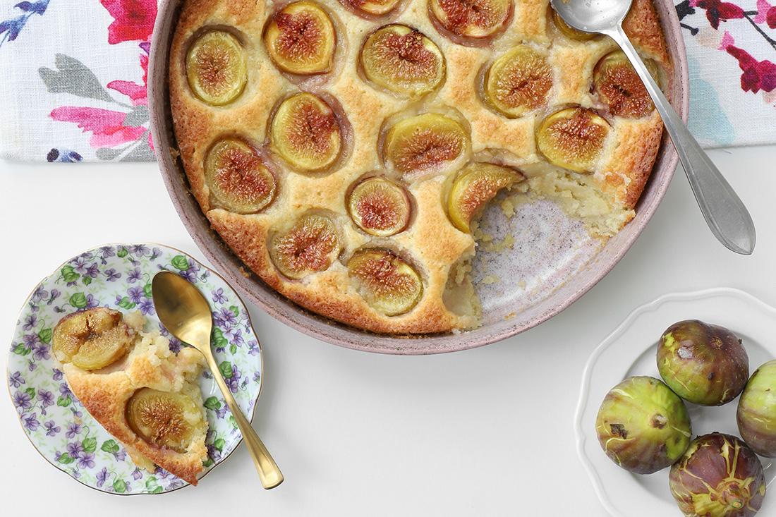 עוגת תאנים